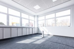 Empty new office for rent
